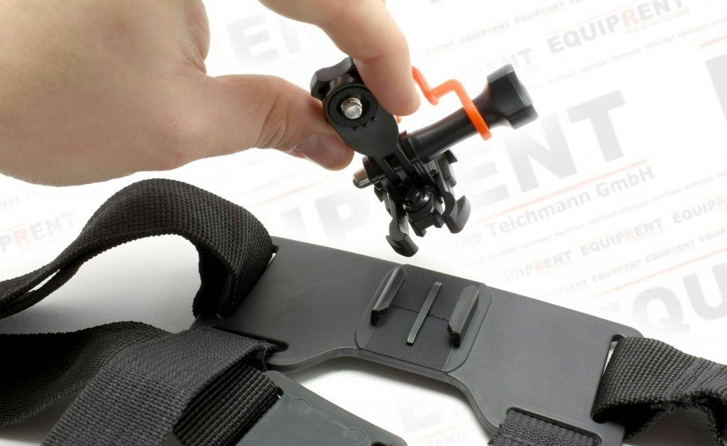 ActionPro Brustgurt für Actionkameras, auch für GoPRO (200 013) Foto Nr. 2