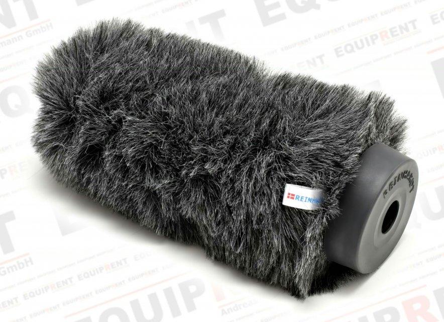 Reinhardt Whisper W200 Fellwindschutz für Kameramikrofone bis 200mm.