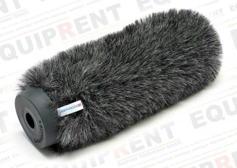 Reinhardt Whisper W250 Fellwindschutz für Richtmikrofone bis 250mm.