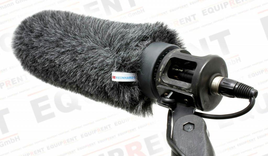 Reinhardt Whisper W250 Fellwindschutz für Richtmikrofone bis 250mm Foto Nr. 2