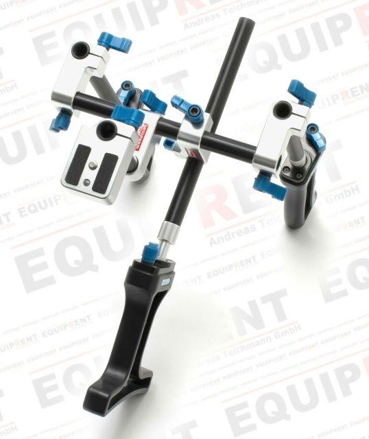 Wondlan Sniper 1.4 Kit / kompaktes Rig für Video-DSLR (Deluxe Model) Foto Nr. 2