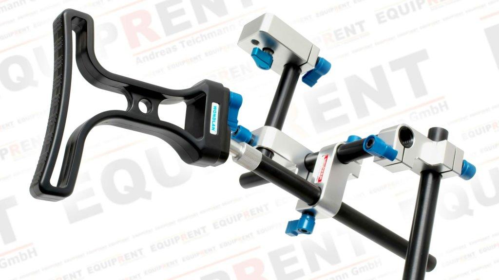 Wondlan Sniper 1.3 Kit / mini Rig für Video-DSLR (Standard Model) Foto Nr. 4