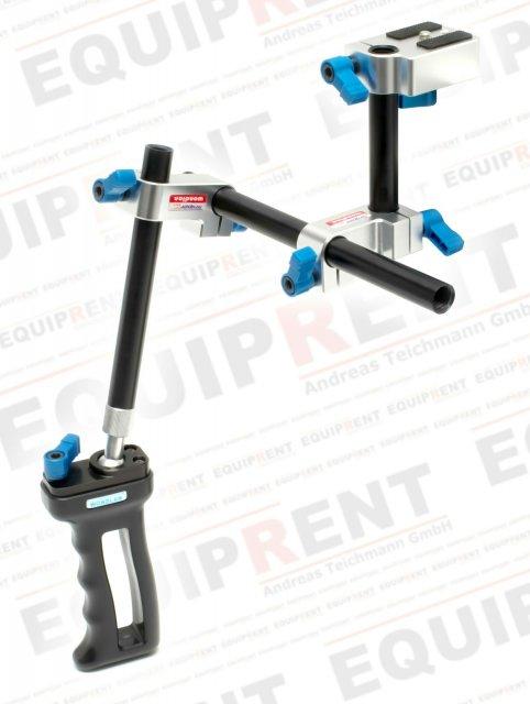 Wondlan Sniper 1.2 Kit / griffiges Rig für Video-DSLR (Handle Model).