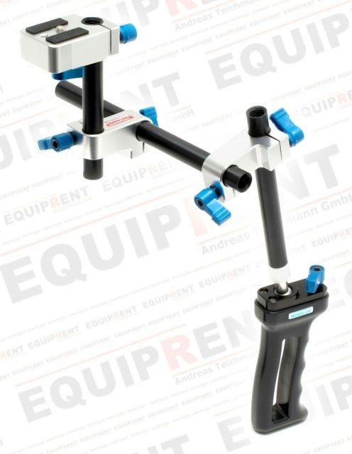 Wondlan Sniper 1.2 Kit / griffiges Rig für Video-DSLR (Handle Model) Foto Nr. 1