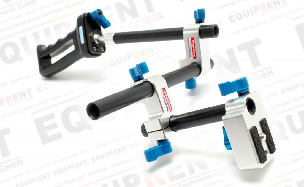 Wondlan Sniper 1.2 Kit / griffiges Rig für Video-DSLR (Handle Model) Foto Nr. 3