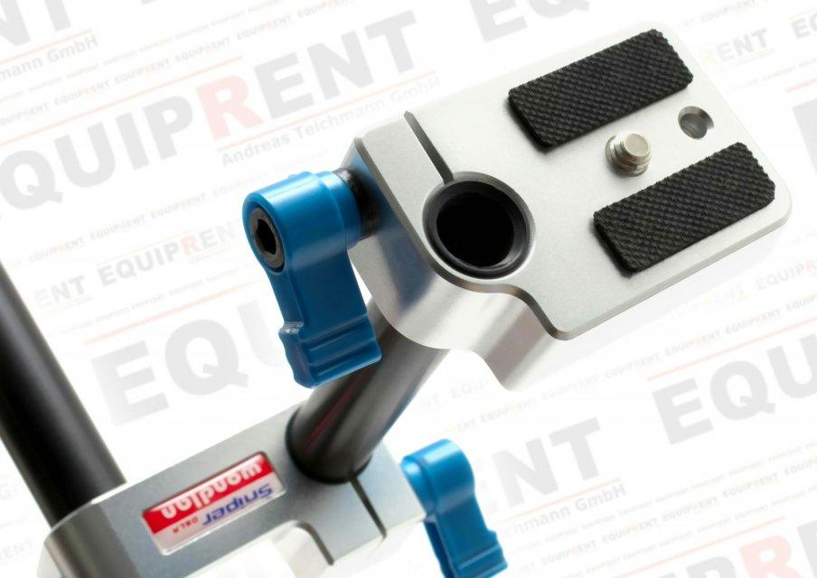 Wondlan Sniper 1.2 Kit / griffiges Rig für Video-DSLR (Handle Model) Foto Nr. 7
