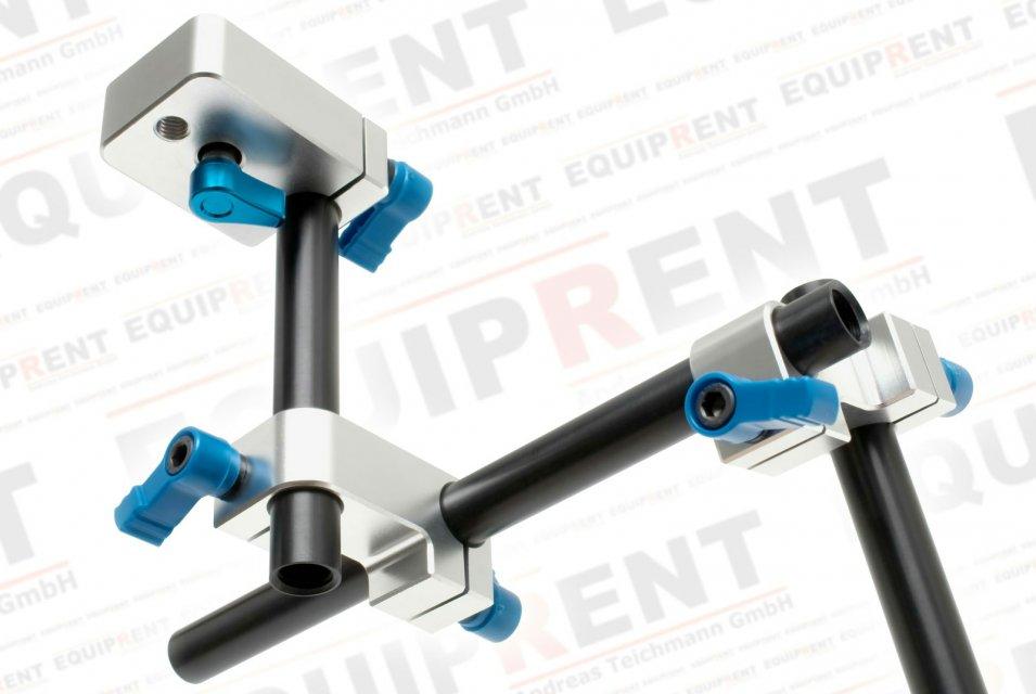Wondlan Sniper 1.2 Kit / griffiges Rig für Video-DSLR (Handle Model) Foto Nr. 8