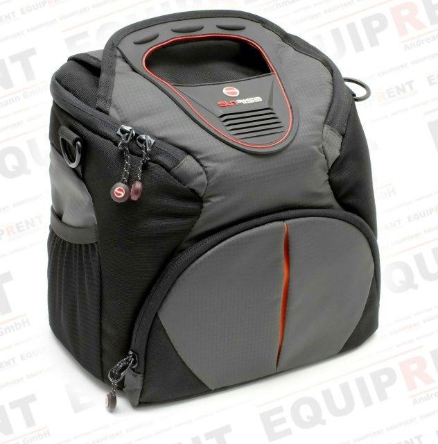 Sunrise DCB-201 DSLR Camera Bag / kompakte Kameratasche Größe S.
