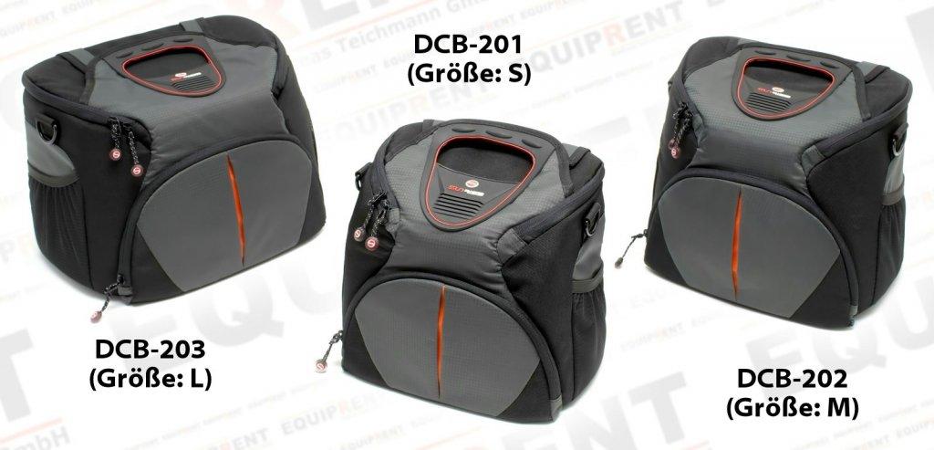Sunrise DCB-201 DSLR Camera Bag / kompakte Kameratasche Größe S Foto Nr. 12