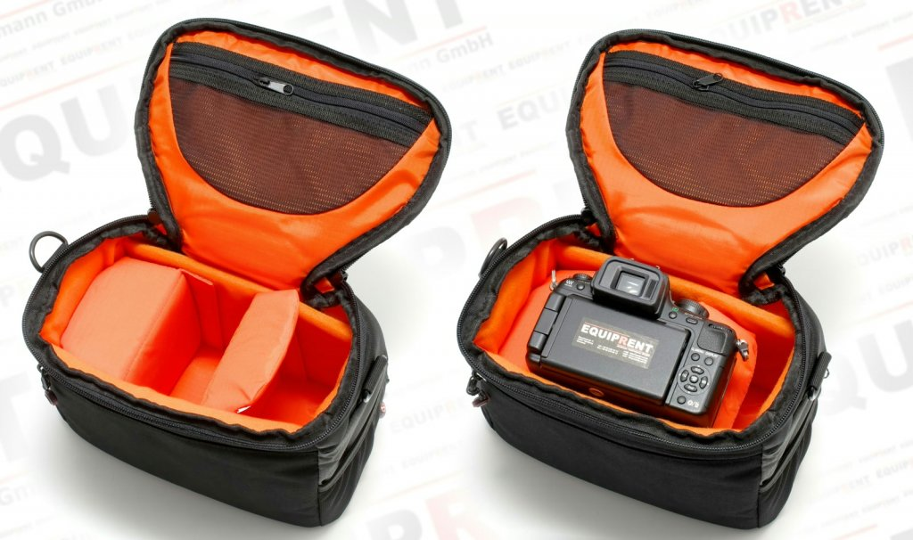 Sunrise DCB-201 DSLR Camera Bag / kompakte Kameratasche Größe S Foto Nr. 7