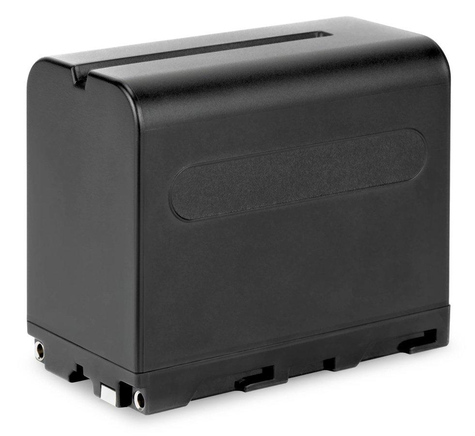 ROKO NP-F970 Akku für Sony NP-F970 (7.4V / 7800mAh / 57.7Wh).