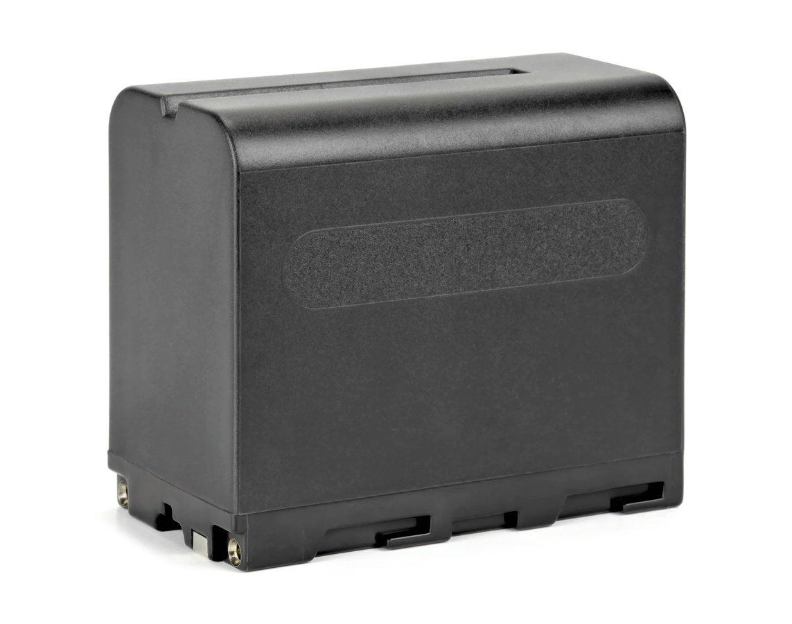Beillen BL-F970 Ersatzakku für Sony NP-F960 7.4V / 6300mAh / 47Wh.