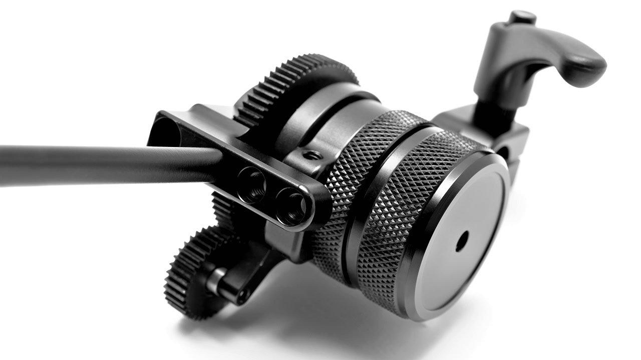 Lanparte ZC-01 Mod 0.6 Fluid Zoomantrieb / Zoom Drive für Fujinon Foto Nr. 1