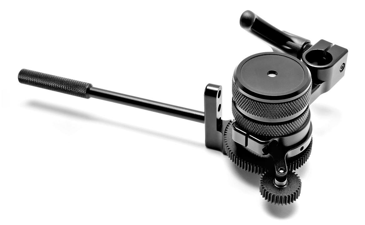 Lanparte ZC-01 Mod 0.6 Fluid Zoomantrieb / Zoom Drive für Fujinon Foto Nr. 2