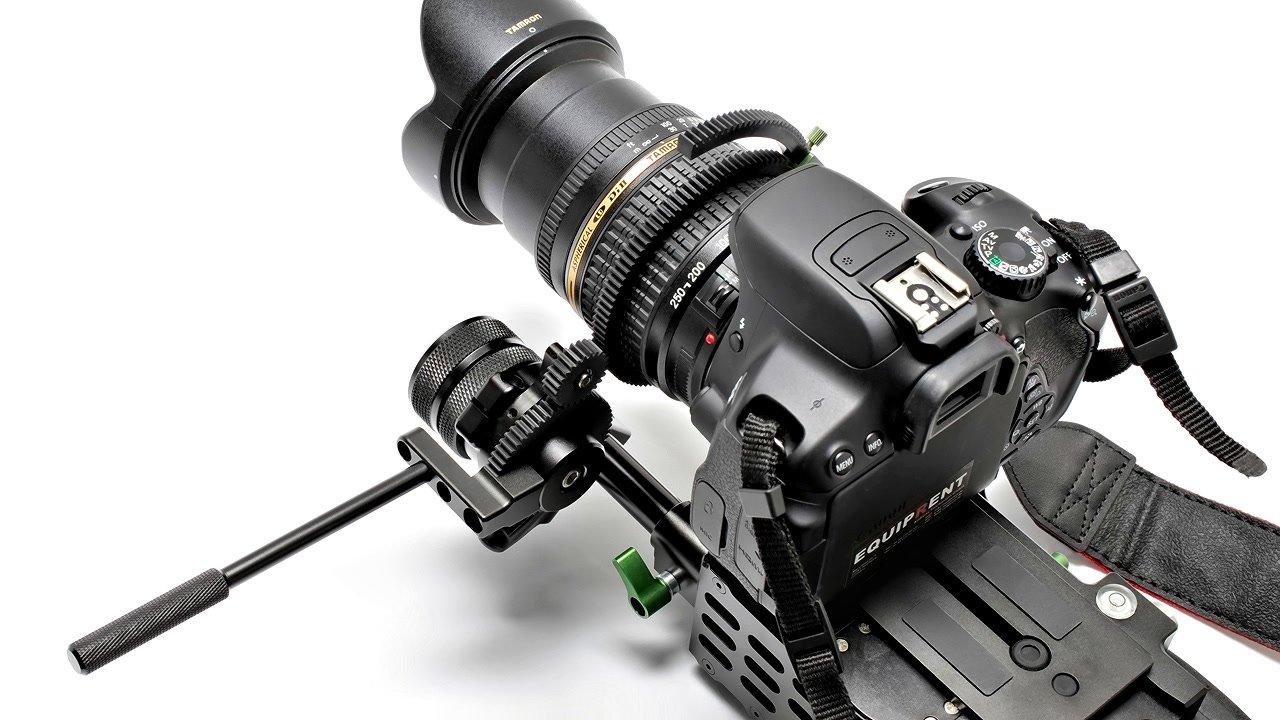 Lanparte ZC-01 Mod 0.6 Fluid Zoomantrieb / Zoom Drive für Fujinon Foto Nr. 3