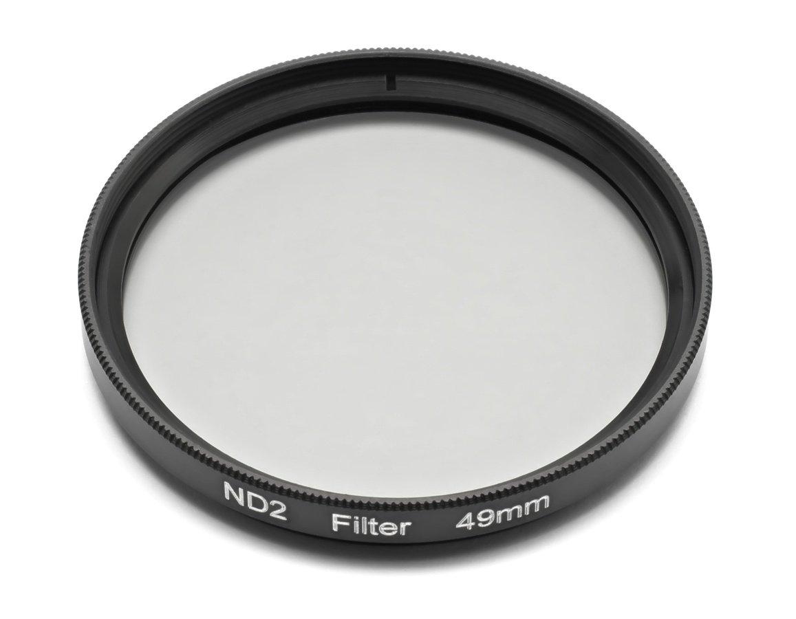 ROKO ND 0.3 Filter 49mm / ND2 / Neutral Density zum Einschrauben.