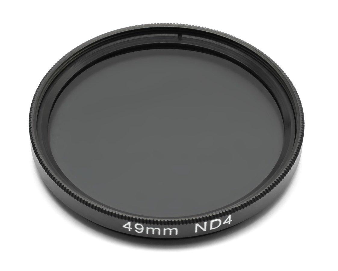 ROKO ND 0.6 Filter 49mm / ND4 / Neutral Density zum Einschrauben.