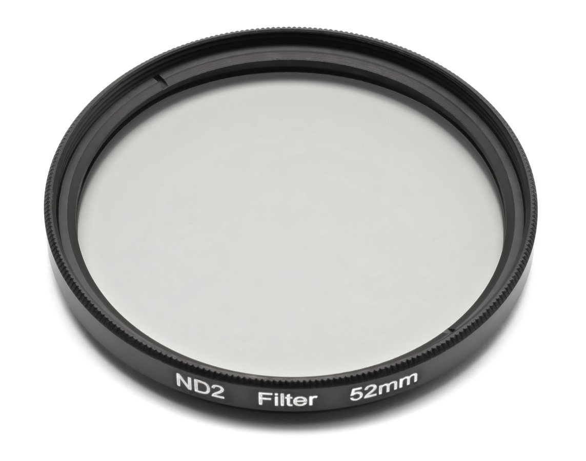 ROKO ND 0.3 Filter 52mm / ND2 / Neutral Density zum Einschrauben.