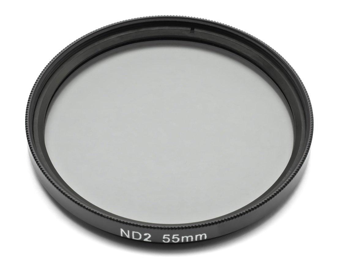 ROKO ND 0.3 Filter 55mm / ND2 / Neutral Density zum Einschrauben.