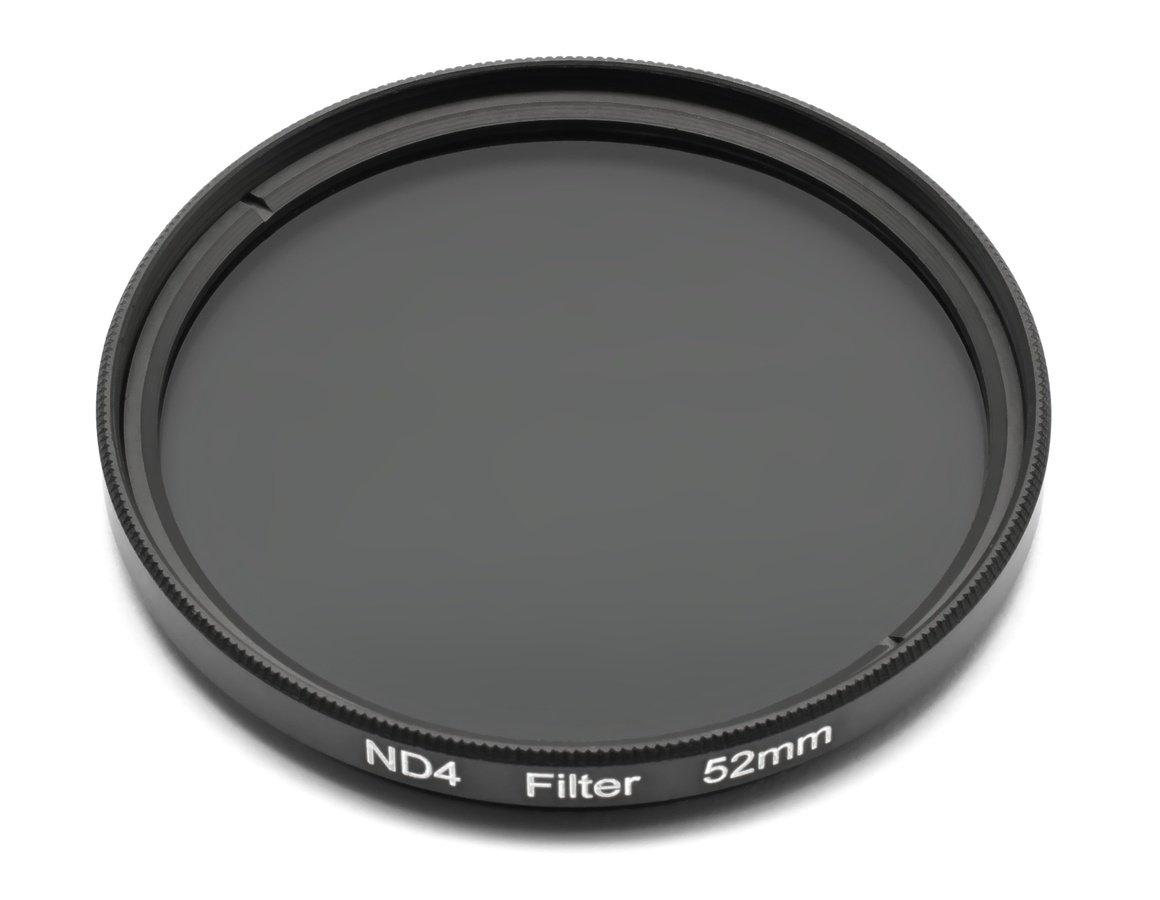 ROKO ND 0.6 Filter 52mm / ND4 / Neutral Density zum Einschrauben.