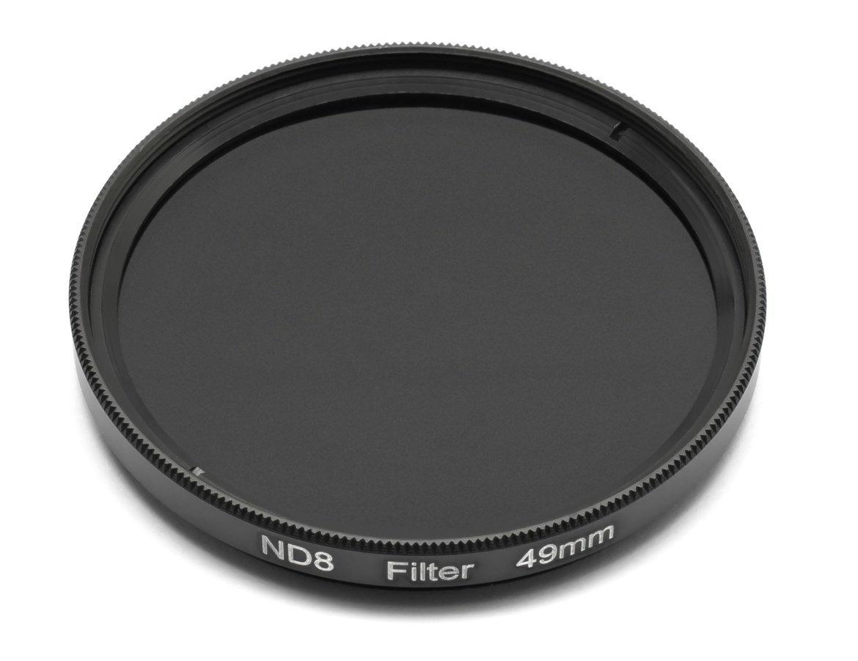 ROKO ND 0.9 Filter 49mm / ND8 / Neutral Density zum Einschrauben.