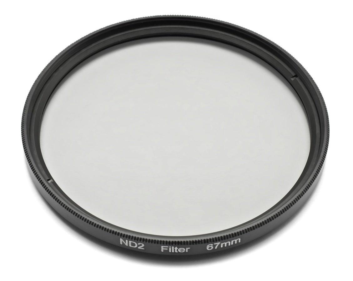 ROKO ND 0.3 Filter 67mm / ND2 / Neutral Density zum Einschrauben.