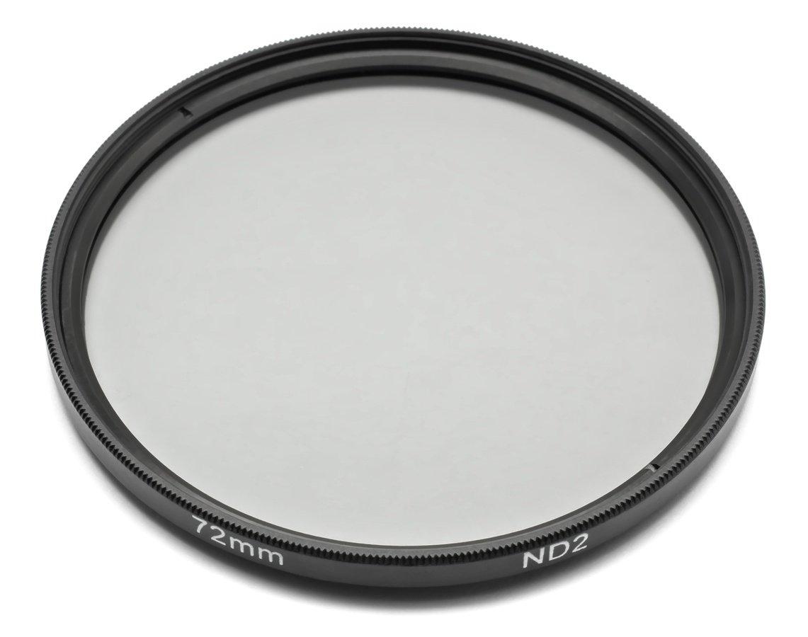 ROKO ND 0.3 Filter 72mm / ND2 / Neutral Density zum Einschrauben.