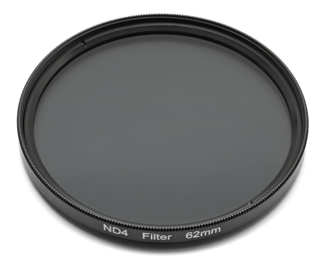 ROKO ND 0.6 Filter 62mm / ND4 / Neutral Density zum Einschrauben.