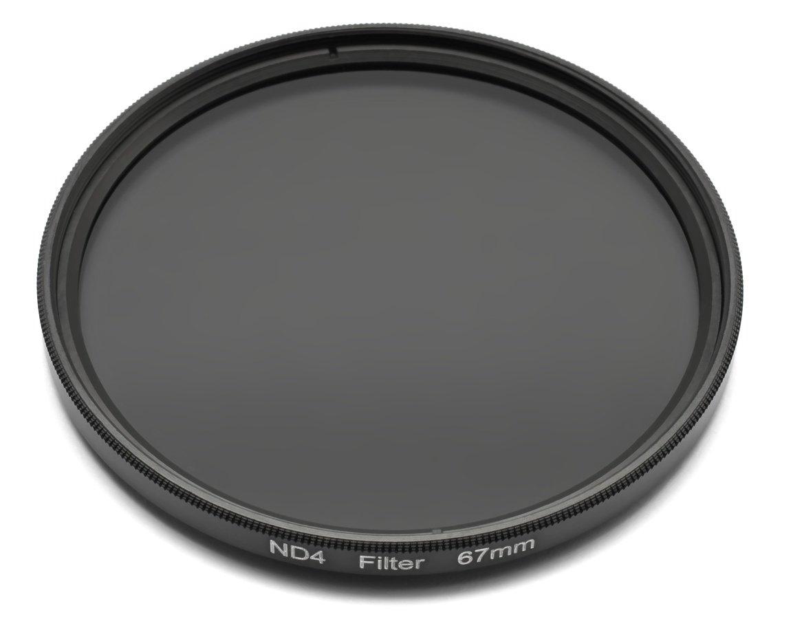 ROKO ND 0.6 Filter 67mm / ND4 / Neutral Density zum Einschrauben.