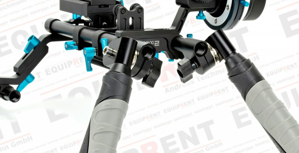 Cavision RHC15-15 360 Grad Verbinder für 15mm Rods Foto Nr. 4