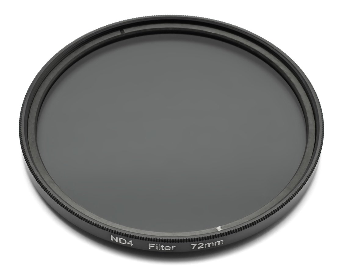 ROKO ND 0.6 Filter 72mm / ND4 / Neutral Density zum Einschrauben.