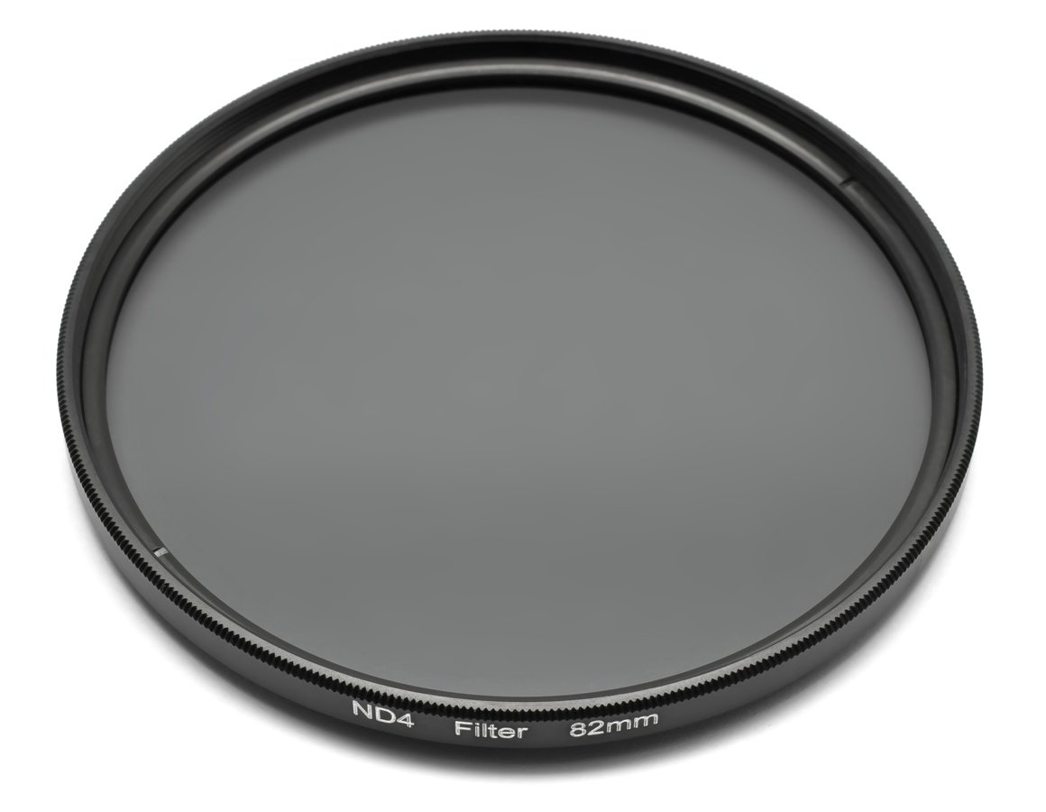 ROKO ND 0.6 Filter 82mm / ND4 / Neutral Density zum Einschrauben.