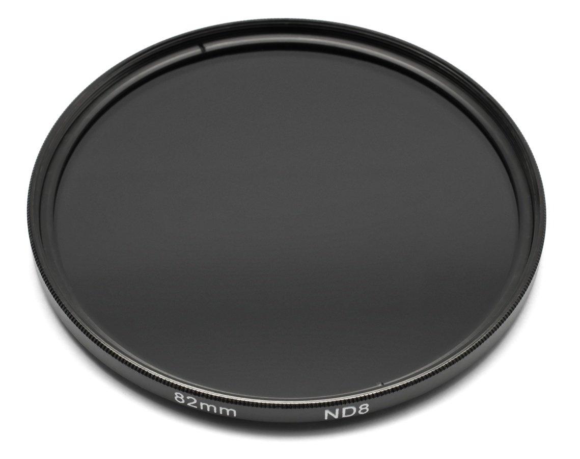 ROKO ND 0.9 Filter 82mm / ND8 / Neutral Density zum Einschrauben.