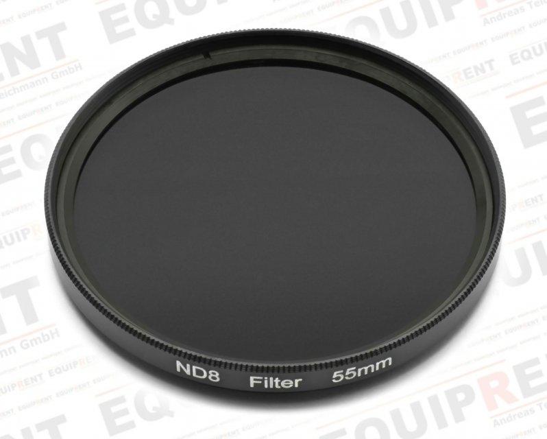 ROKO ND Filter Set für 55mm ND 0.3 / 0.6 / 0.9 bzw. ND 2 4 8 Foto Nr. 3