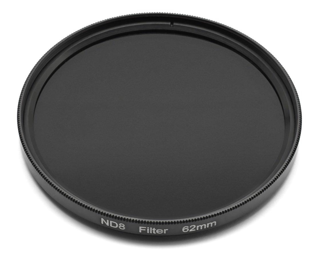 ROKO ND Filter Set für 62mm ND 0.3 / 0.6 / 0.9 bzw. ND 2 4 8 Foto Nr. 3