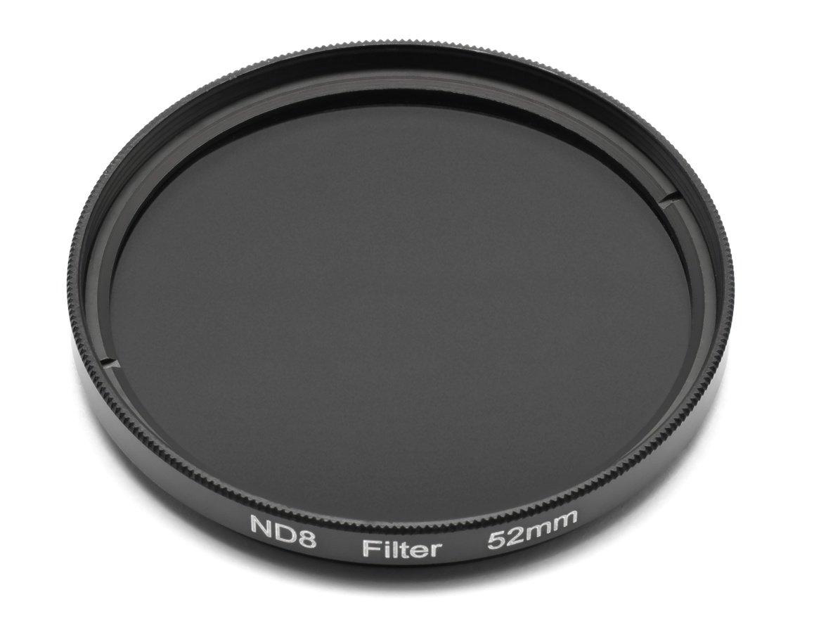 ROKO ND Filter Set für 52mm ND 0.3 / 0.6 / 0.9 bzw. ND 2 4 8 Foto Nr. 3