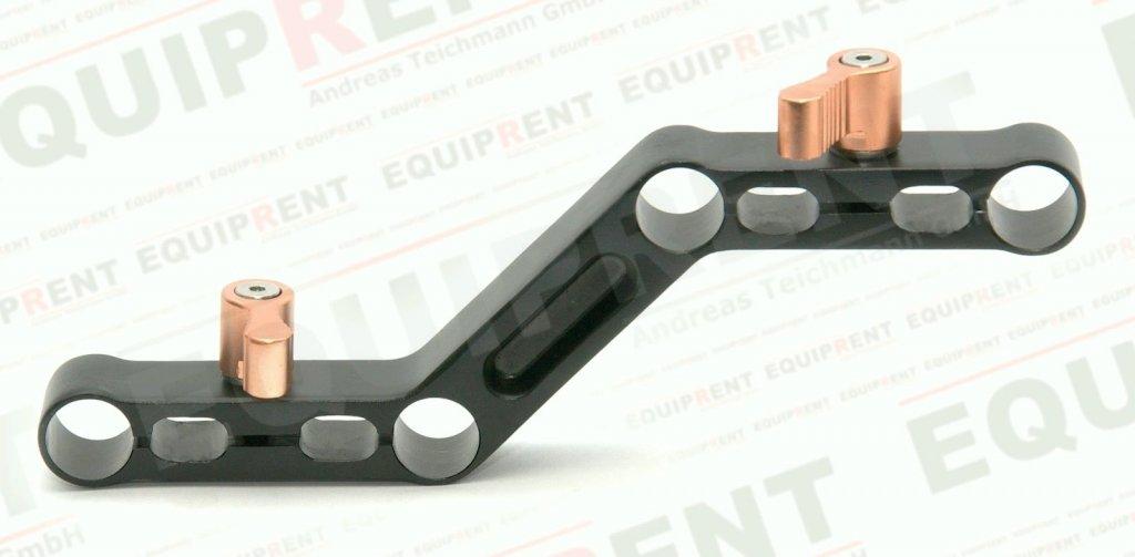 ROKO Rig Parts: Z-Verbinder 4-fach / Offset / Blitz Verbinder.