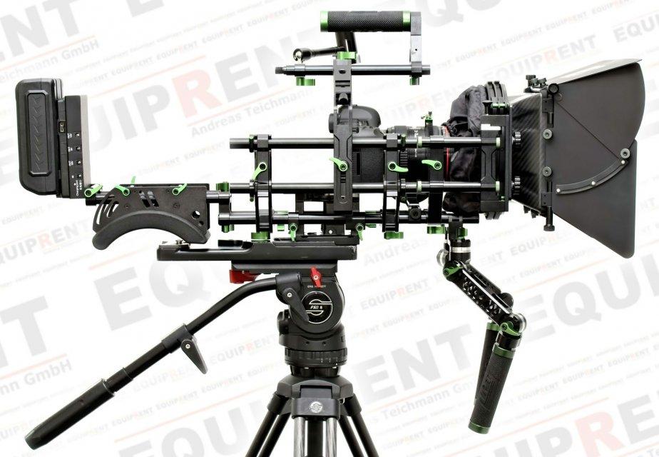Lanparte PK-02 Professional Kit v2 - Heavy Duty DSLR Rig Foto Nr. 1