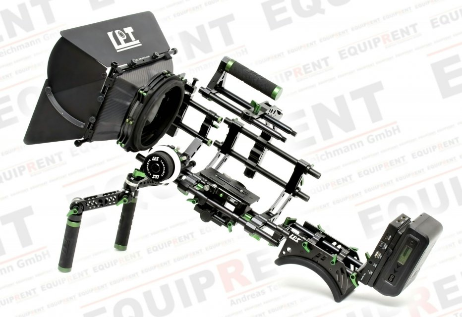 Lanparte PK-02 Professional Kit v2 - Heavy Duty DSLR Rig Foto Nr. 10