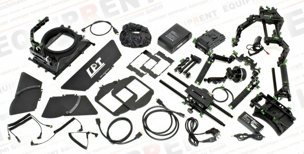 Lanparte PK-02 Professional Kit v2 - Heavy Duty DSLR Rig Foto Nr. 11