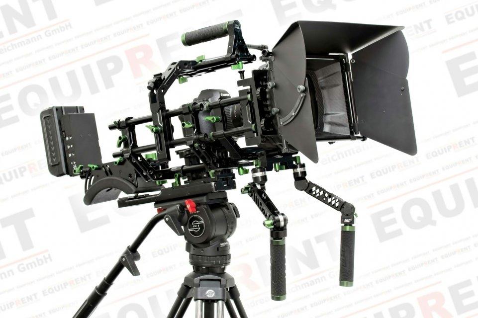 Lanparte PK-02 Professional Kit v2 - Heavy Duty DSLR Rig Foto Nr. 2