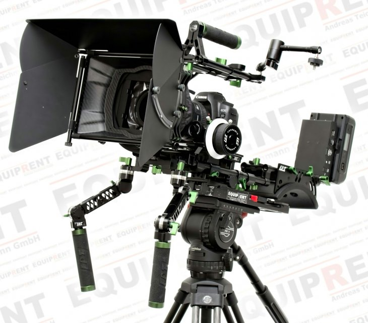 Lanparte PK-02 Professional Kit v2 - Heavy Duty DSLR Rig Foto Nr. 3