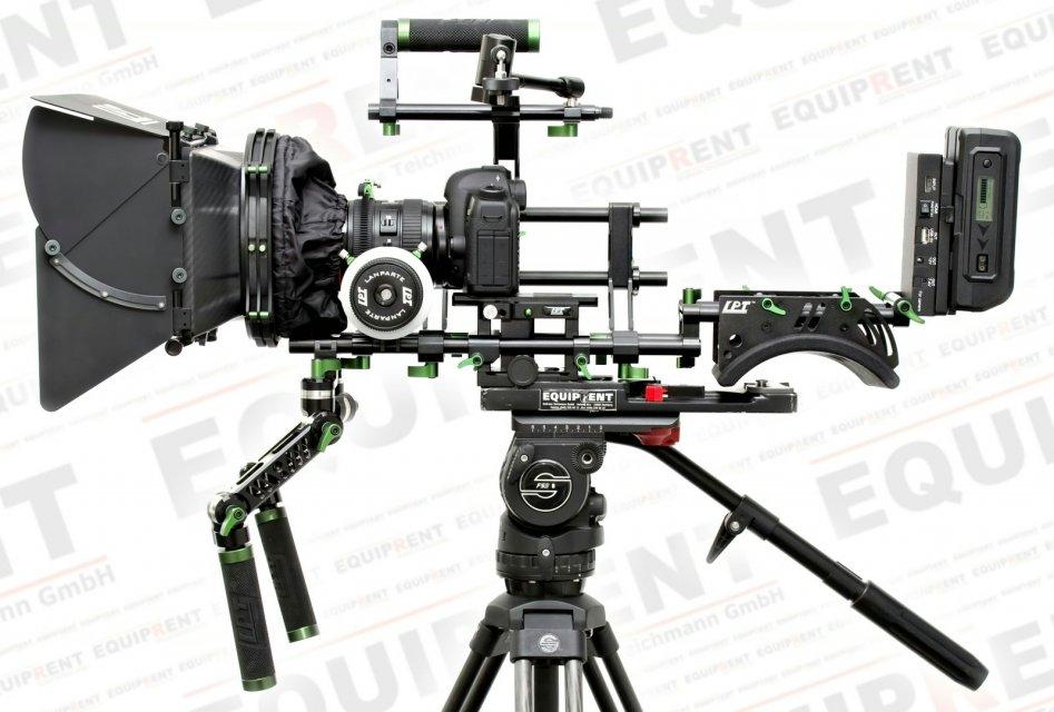 Lanparte PK-02 Professional Kit v2 - Heavy Duty DSLR Rig Foto Nr. 4