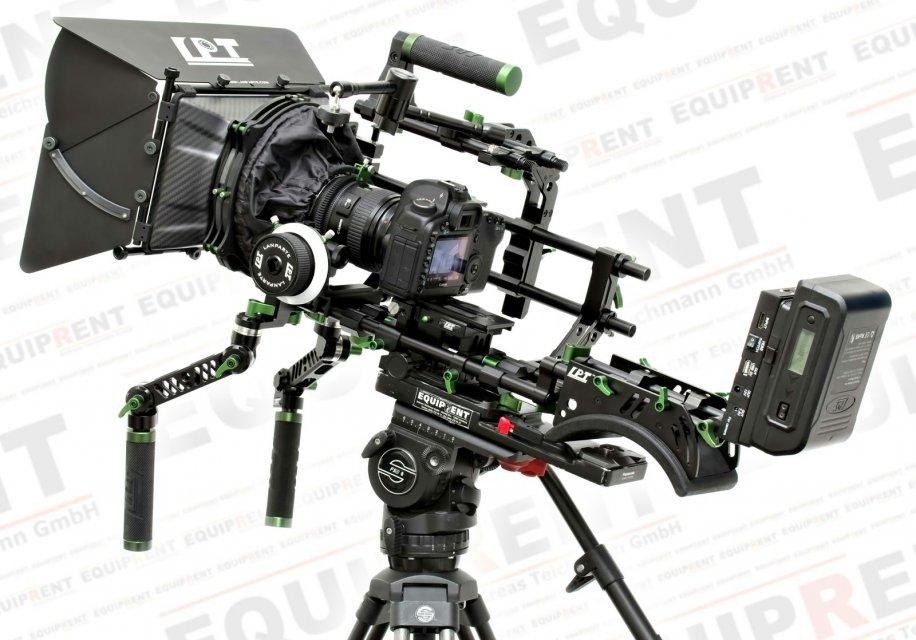 Lanparte PK-02 Professional Kit v2 - Heavy Duty DSLR Rig Foto Nr. 5