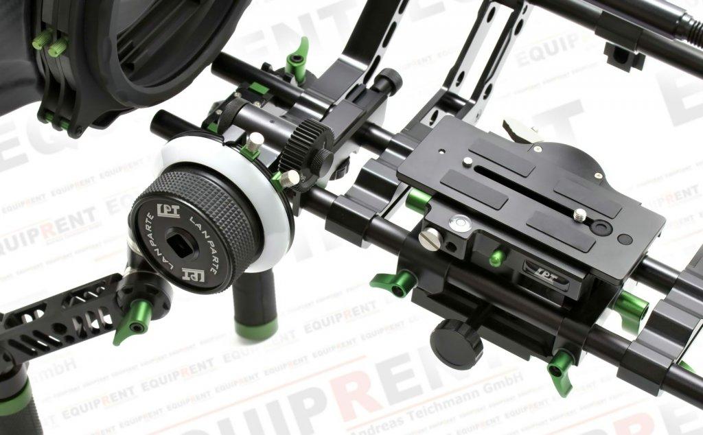 Lanparte PK-02 Professional Kit v2 - Heavy Duty DSLR Rig Foto Nr. 6