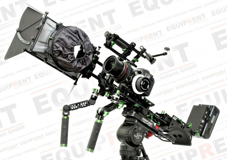 Lanparte PK-02 Professional Kit v2 - Heavy Duty DSLR Rig Foto Nr. 7