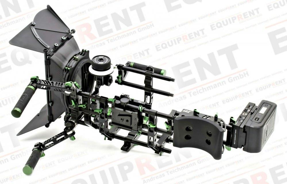 Lanparte PK-02 Professional Kit v2 - Heavy Duty DSLR Rig Foto Nr. 8