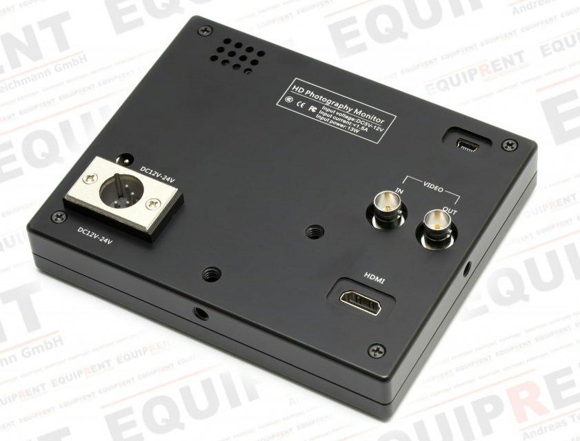 ROKO HD56 Metal Edition 14.2cm (5.6 Zoll) Monitor mit Metallgehäuse Foto Nr. 2