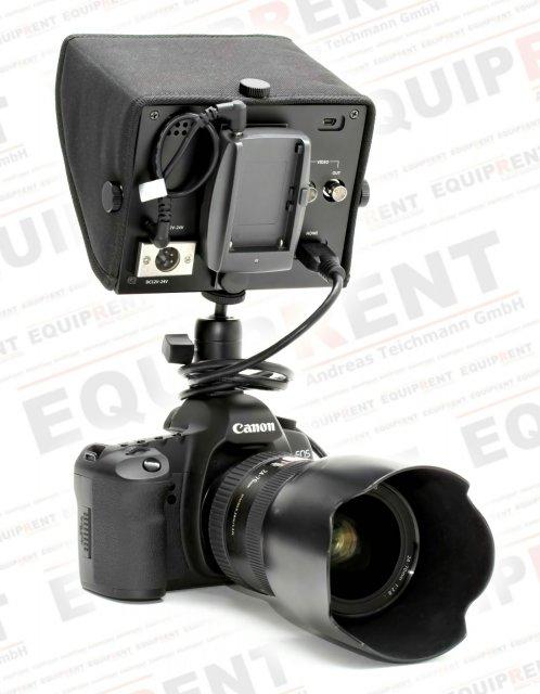 ROKO HD56 Metal Edition 14.2cm (5.6 Zoll) Monitor mit Metallgehäuse Foto Nr. 4