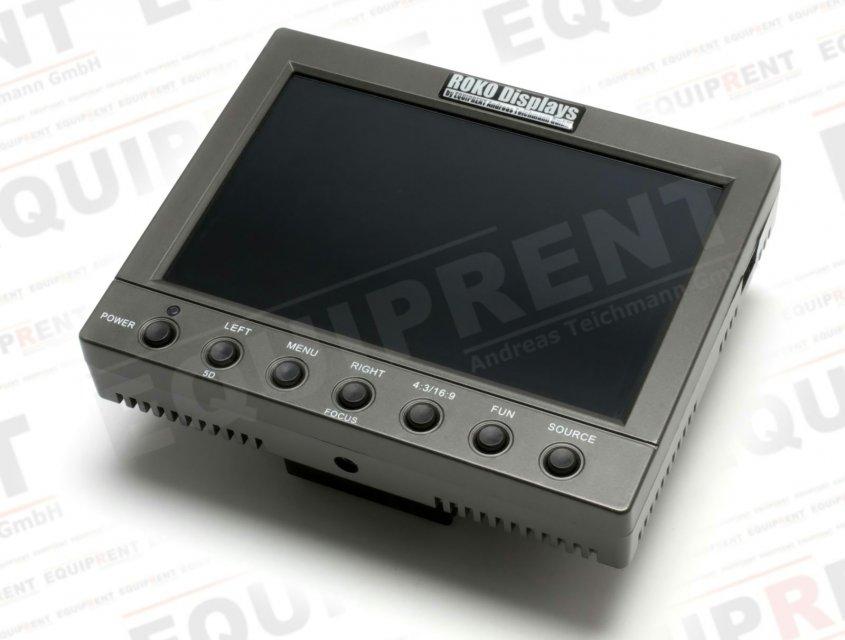 ROKO HD56 Pro 14.2cm (5.6 Zoll) leichter Monitor mit HD-SDI Foto Nr. 2